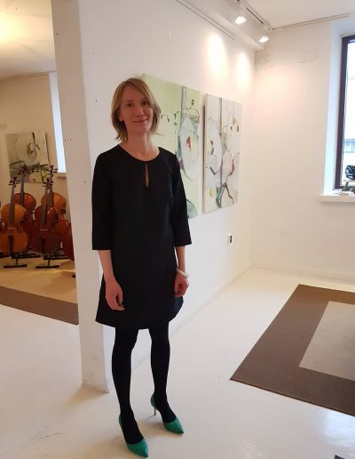 Gallery Fast Creative artist Mirja Ilkka